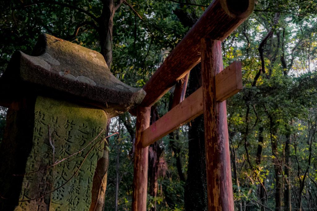「俵石 八幡神社」~【隠れキリシタンに祀られた八幡様】