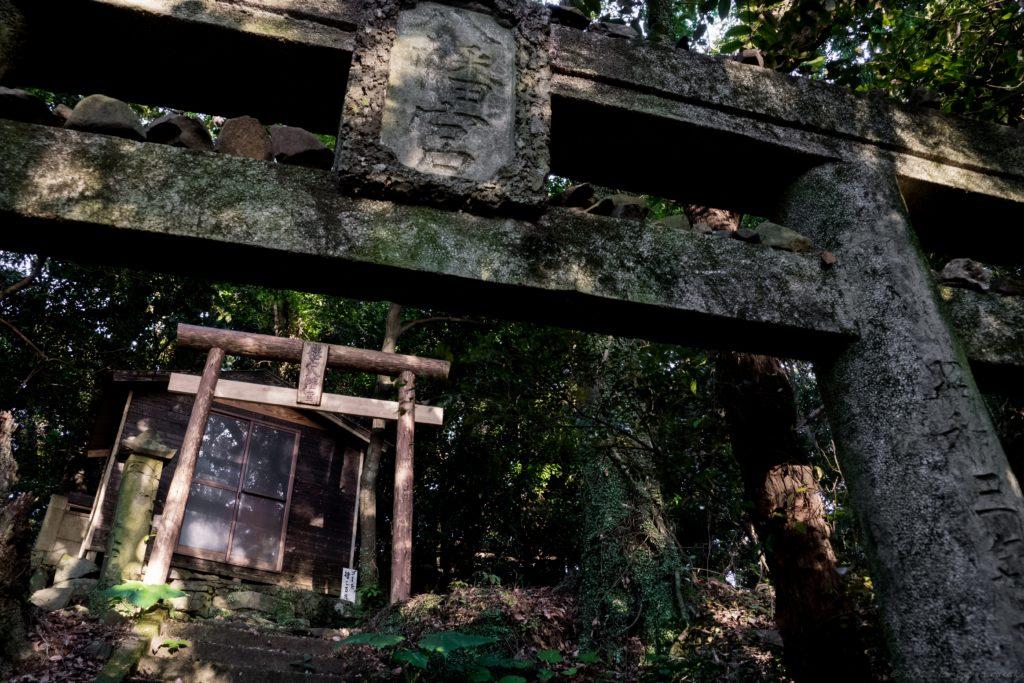 俵石八幡神社