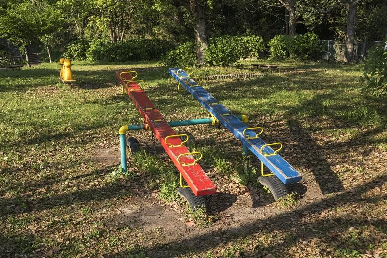 神ノ島公園(長崎市)の遊具