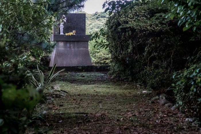 小干浦キリシタン殉教碑