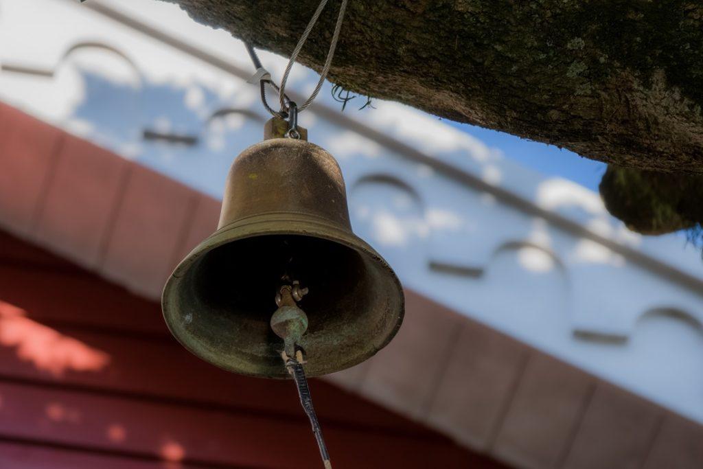 善長谷教会のアンゼラスの鐘