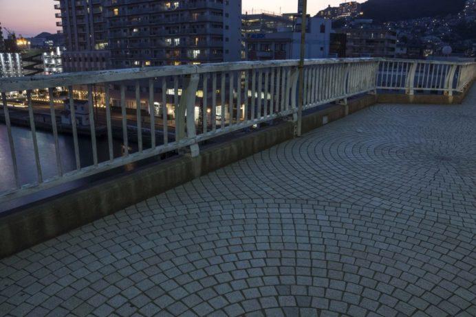 旭大橋の展望所