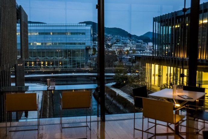 長崎県美術館カフェ