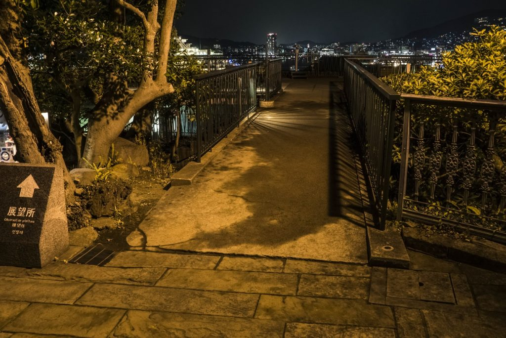グラバー園の夜間開園