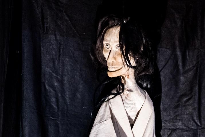 光源寺と産女の幽霊