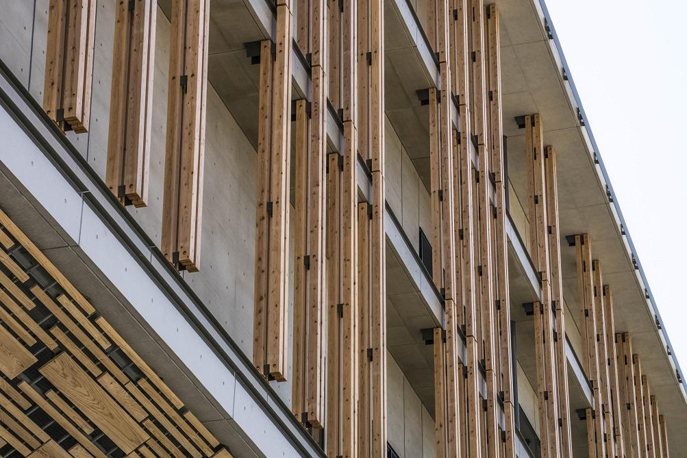 長崎県庁新庁舎の建築デザイン