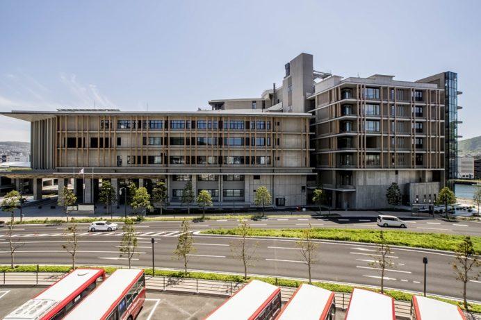 長崎県庁新庁舎