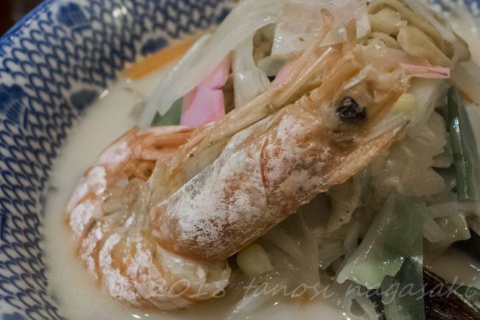 中華菜館 春夏秋冬の特製ちゃんぽん
