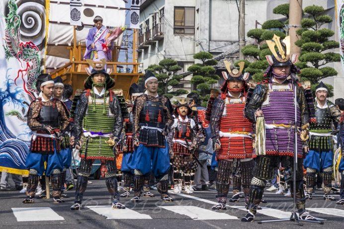 松浦水軍まつり2014(長崎県)