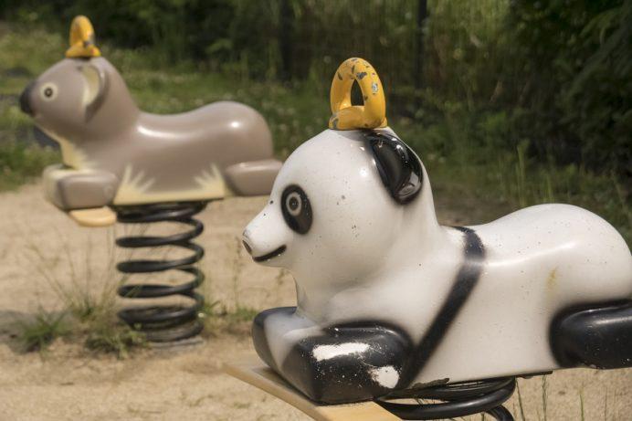 鍋冠山公園(長崎)の遊具