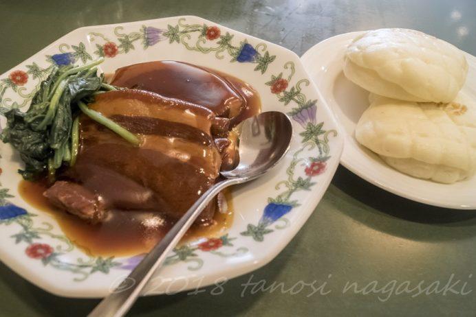 江山楼の東坡肉 トンポーロー(豚の角煮)