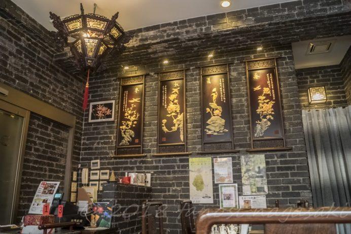 蘭桂坊(長崎)の店内