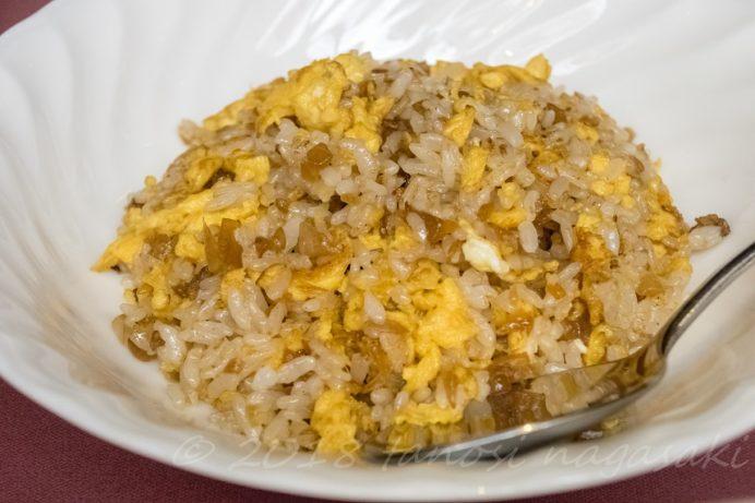 蘭桂坊(長崎)の炒飯
