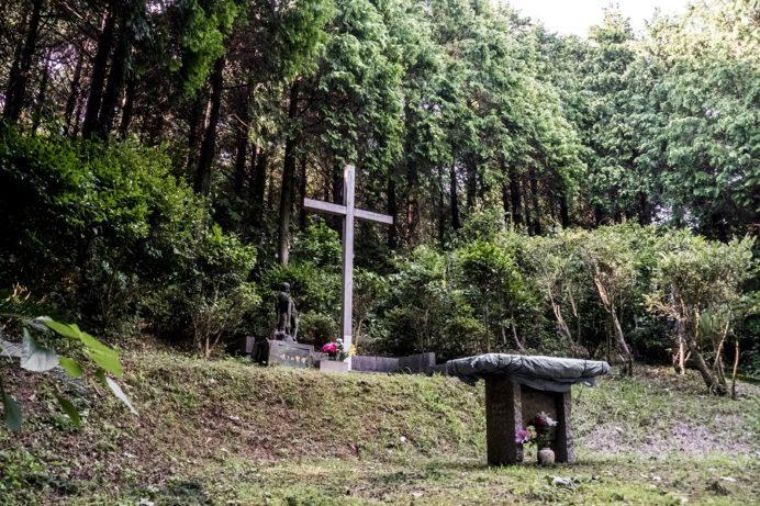 根引きの子部屋(ガルニエ神父による孤児院跡)