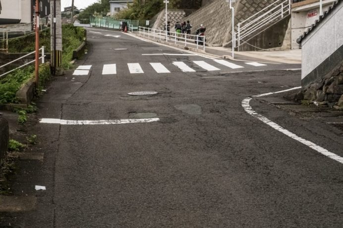 鍋冠山公園展望台(長崎市出雲)への車のアクセス