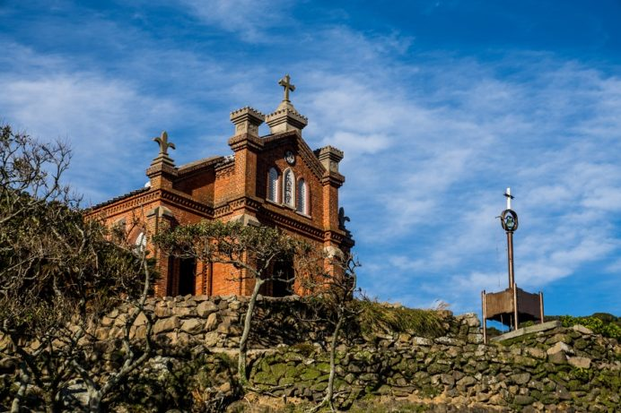 旧野首教会(長崎と天草地方の潜伏キリシタン関連遺産)
