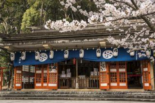 「淵神社」(長崎市)【福山雅治さんの聖地!稲佐最強のパワースポット】