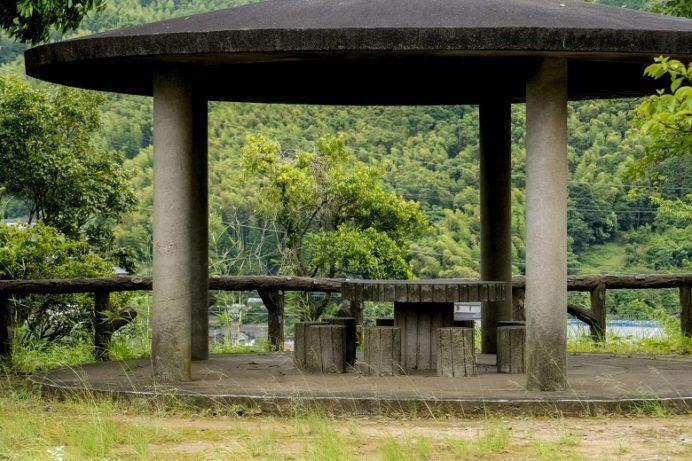 鍋冠山公園展望台(長崎市出雲)