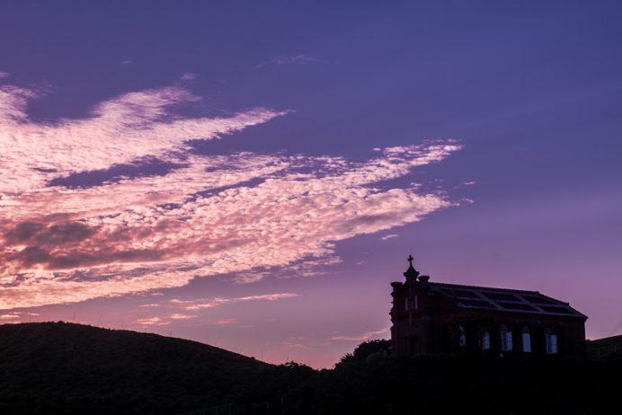旧野首教会、長崎と天草地方の潜伏キリシタン関連遺産