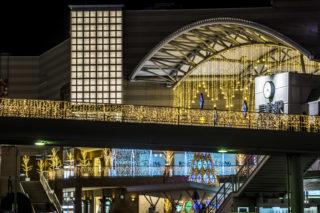 JR長崎駅で「イルミネーション点灯式」が開催されるYO!【11月15日(金)かもめ広場】