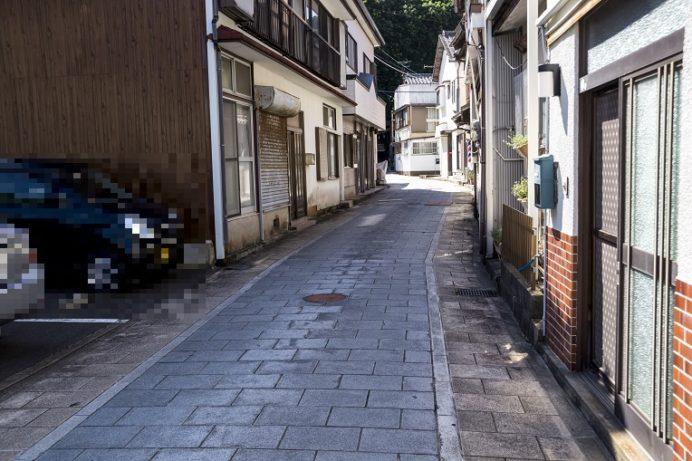 奈良尾神社・アコウ樹(上五島)への行き方