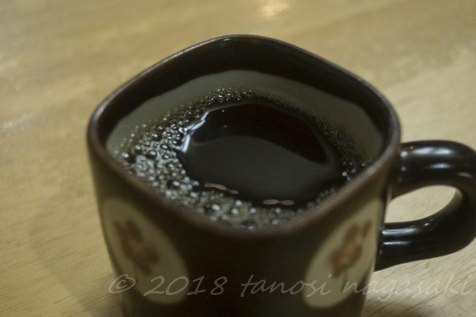 和風レストラン 望月(五島市福江町)のコーヒー