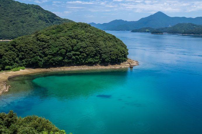 上五島のオーシャンビュー