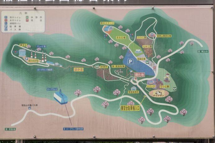 稲佐山展望台への歩き方