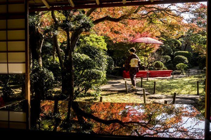【2020秋の一般公開が…中?!】「心田庵の紅葉」~見頃&最安駐車場を紹介