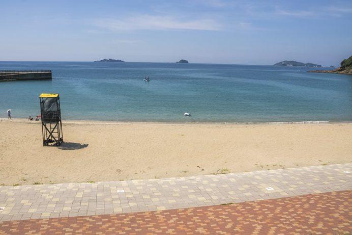 高浜海水浴場 (日本の水浴場88選、ウミガメの産卵地) 高浜町