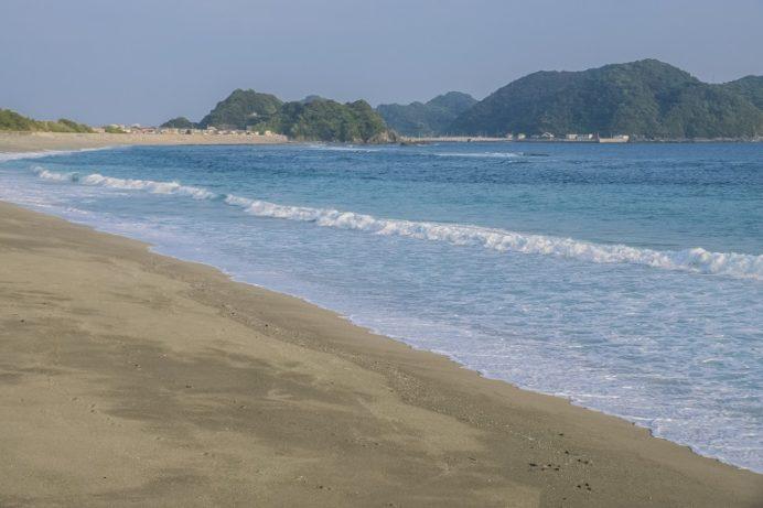 脇岬海水浴場(長崎市野母崎地区)