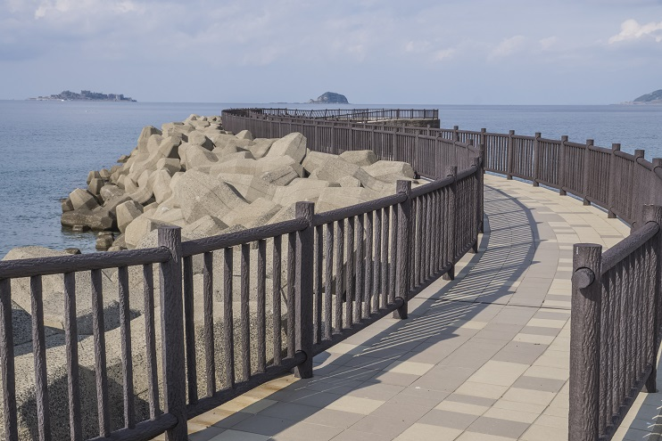 高浜海水浴場(アイランド)、長崎市野母崎地区