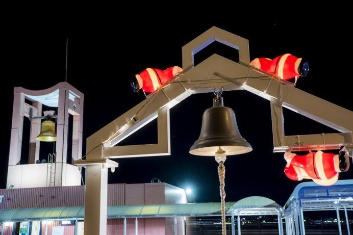 長崎空港(大村市箕島町)のイルミネーション