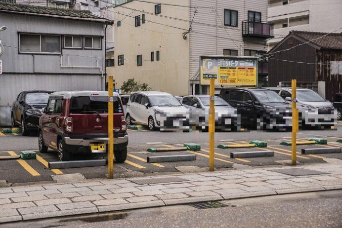 三井のリパーク長崎籠町(新地中華街)