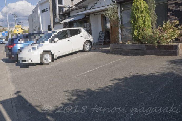イル ロスパッチョ(長崎県大村市)の駐車場
