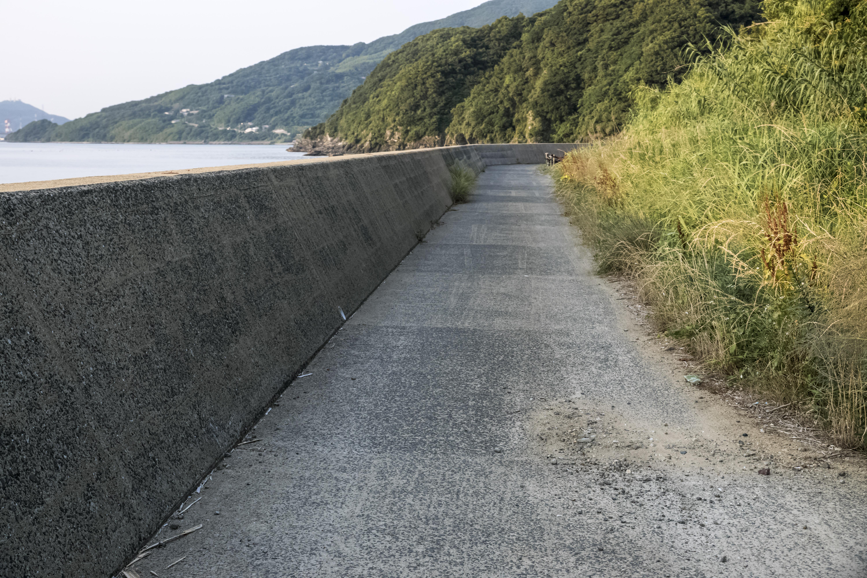 くじら浜海水浴場(長崎市野母崎地区)への行き方