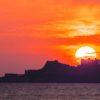 軍艦島の【ベストな夕日】を確実に見せます!(長崎市野母崎)