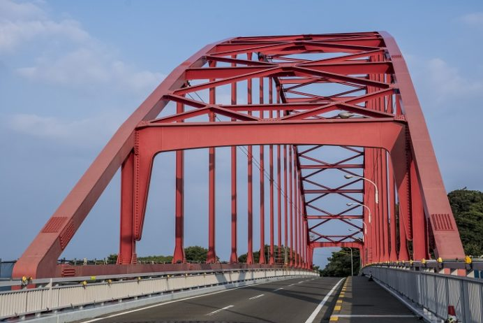 樺島大橋(長崎市野母崎地区)