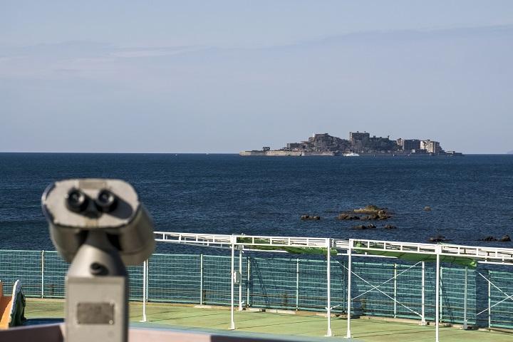 野母崎総合運動公園(水仙公園)の望遠鏡