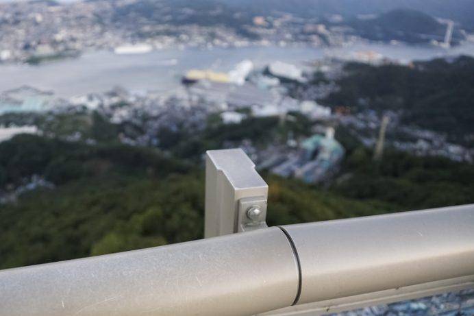 稲佐山展望台からの夜景の撮り方