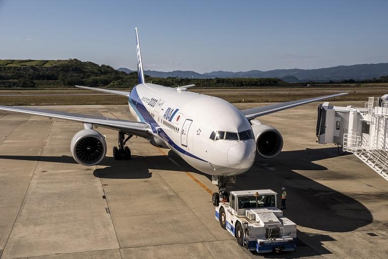 長崎空港(大村市)