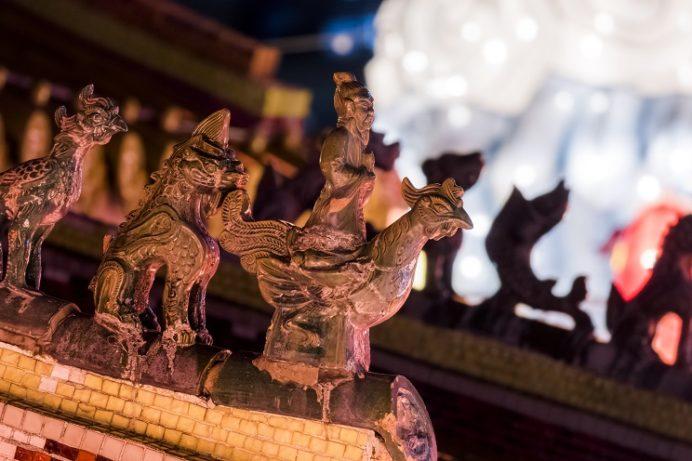 長崎ランタンフェスティバル(孔子廟)