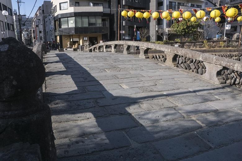 袋橋(中島川石橋群)