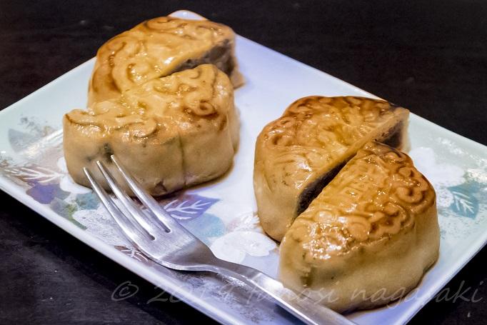 蘇州林(長崎新地中華街)の月餅
