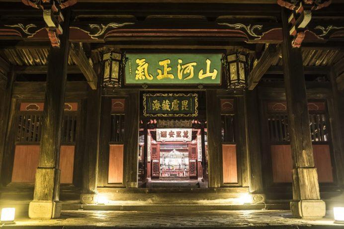長崎ランタンフェスティバル(崇福寺会場)