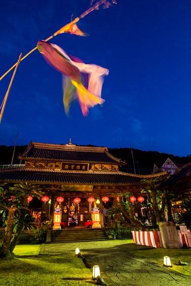 長崎ランタンフェスティバル(興福寺)