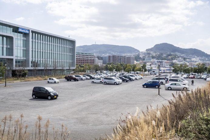 県営常盤駐車場(北)