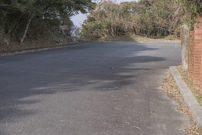 大瀬崎灯台(五島市玉之浦町)の駐車場