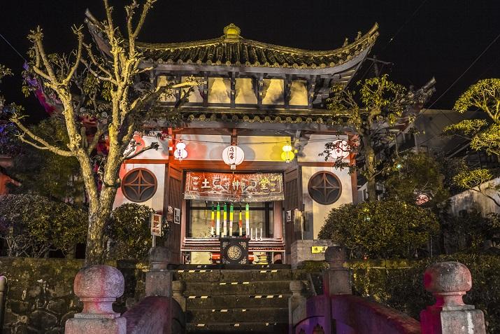 長崎ランタンフェスティバル(唐人屋敷会場)