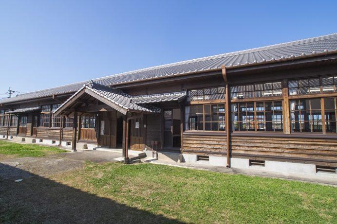 国見神代小路歴史文化公園鍋島邸(島原半島雲仙市)